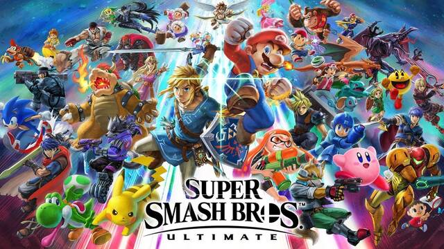 El equipo ruso se perderá la final europea de Super Smash Bros. Ultimate