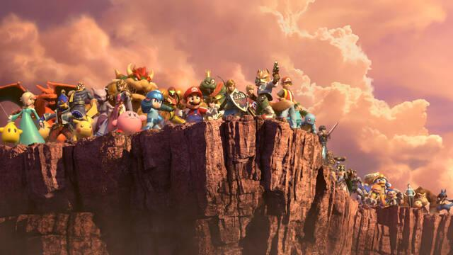 Super Smash Bros. Ultimate Fighter Pass 2