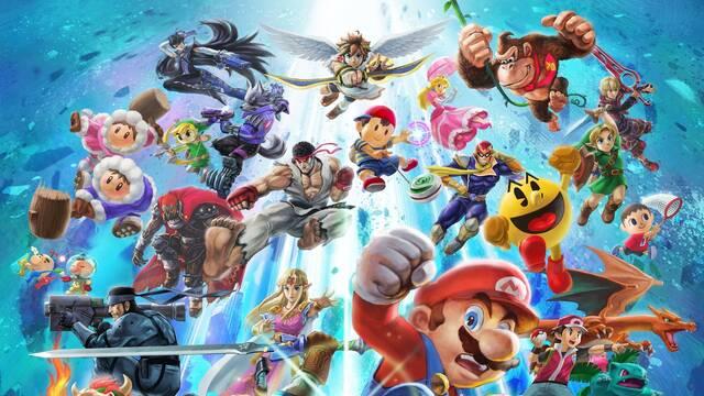 Super Smash Bros. Ultimate es el juego más vendido de la semana en Japón