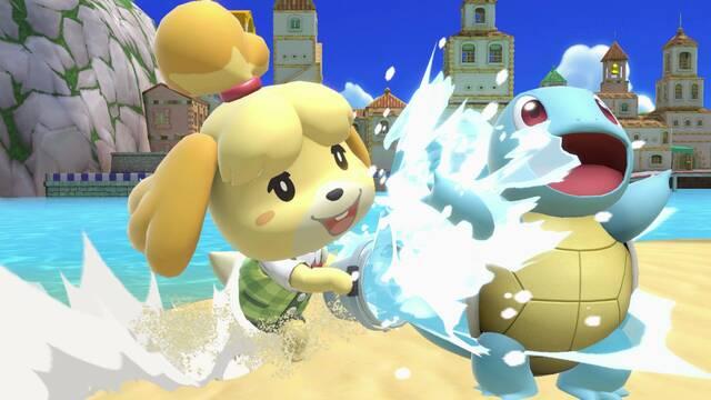 Canela se une a la batalla en Super Smash Bros. Ultimate