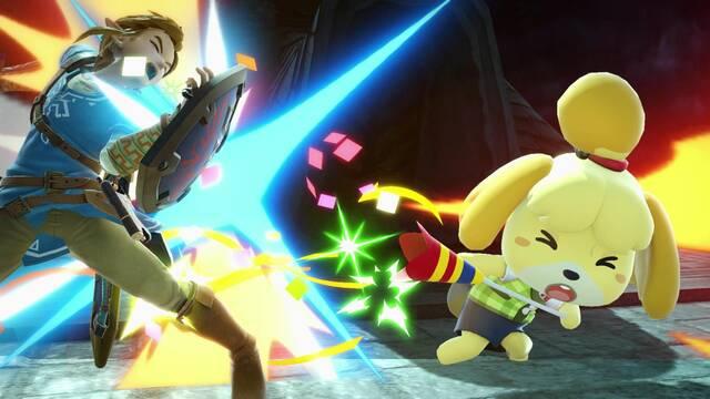 Smash Bros. Ultimate Fighter Pass 2 retraso coronavirus