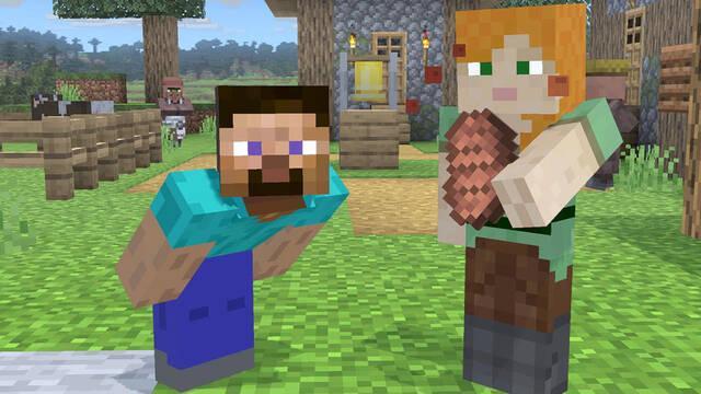 Super Smash Bros. Ultimate: Sakurai quería que importásemos nuestros niveles de Minecraft