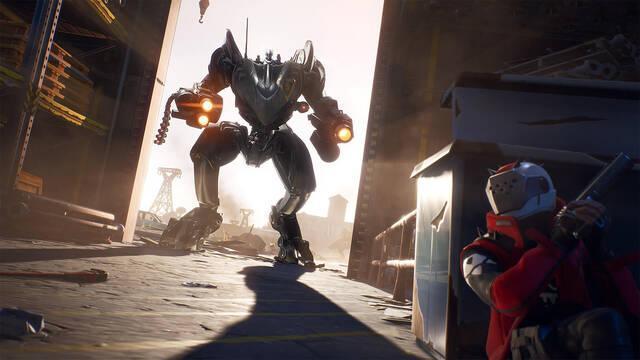 Fortnite escucha a los jugadores y debilita la potencia del B.R.U.T.O.