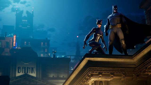 Fortnite: Batman y Gotham City aterrizan con un nuevo escenario, trajes y accesorios
