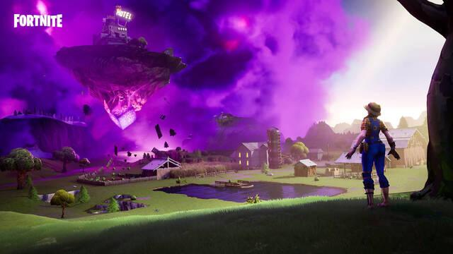 Fortnite: Ya disponible el parche V10.20, estas son todas sus novedades