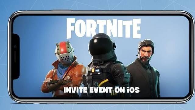 Fortnite Battle Royale llegará muy pronto a móviles