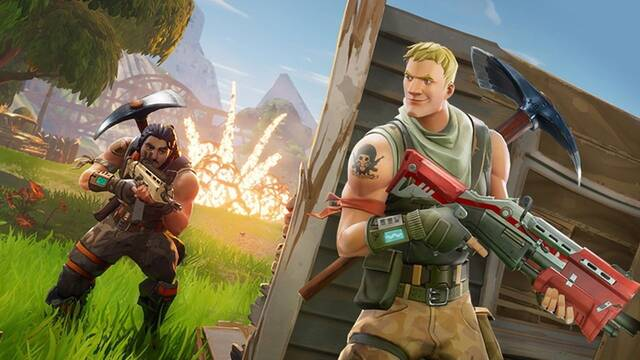 Comparan la tasa de frames de Fortnite en Switch, PS4 y PS4 Pro
