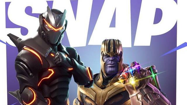 Rumor: Thanos podría regresar a Fortnite: Battle Royale