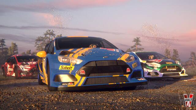 Anunciado V-Rally 4 para PS4, Xbox One, Switch y PC