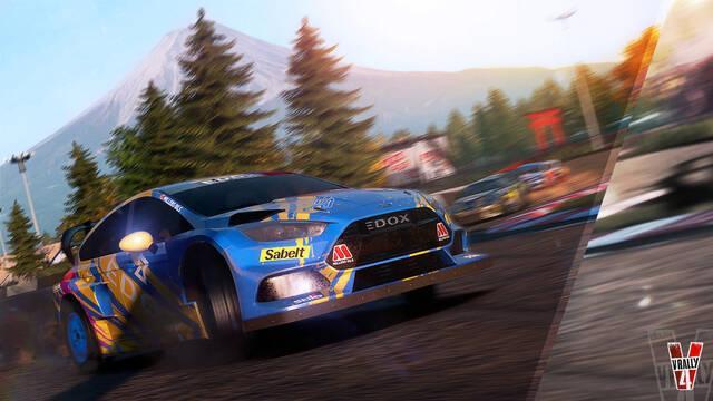 V-Rally 4 anuncia su fecha de lanzamiento en Xbox One, PS4 y PC