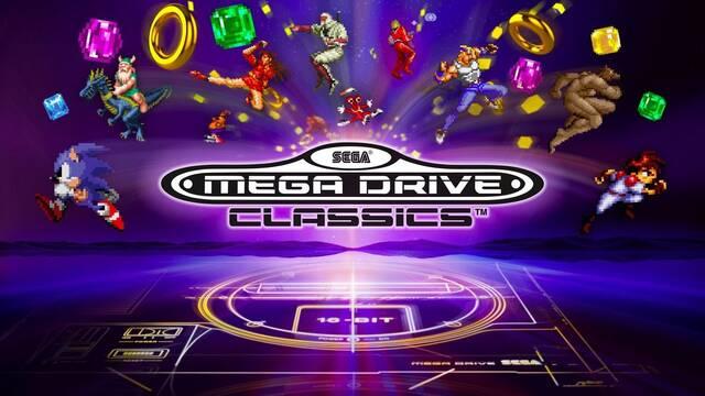 Más de 50 clásicos reunidos en Sega Mega Drive Classics para PS4 y One