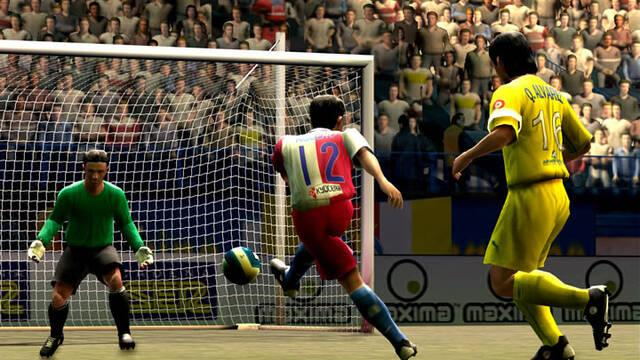 Nuevas imágenes de FIFA 07 para GameCube