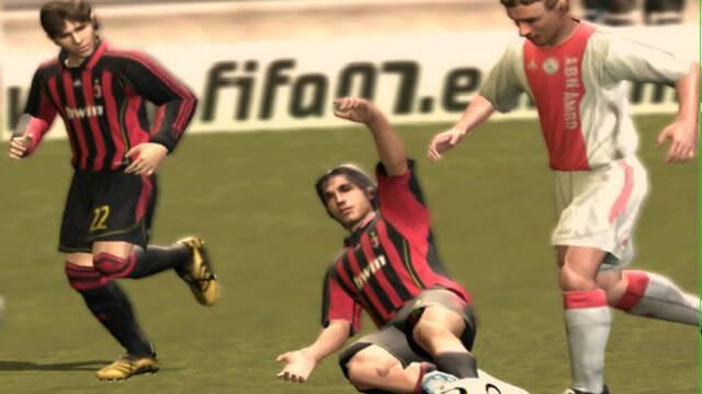 Nuevas imágenes de FIFA 07 para Xbox