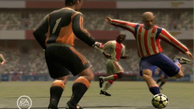 Primeras imágenes de FIFA 07 para Xbox