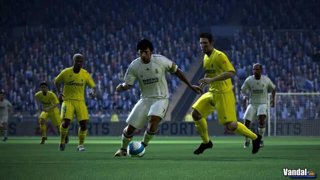 Nuevas imágenes de FIFA 07