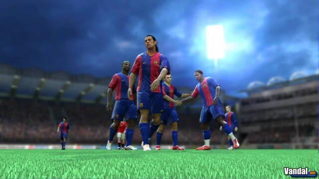 Imágenes de FIFA 07 para Xbox 360