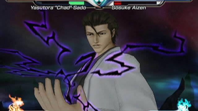 Nuevas imágenes de Bleach para Wii y NDS