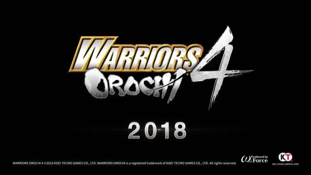 Koei Tecmo confirma Warriors Orochi 4 para este año en Occidente