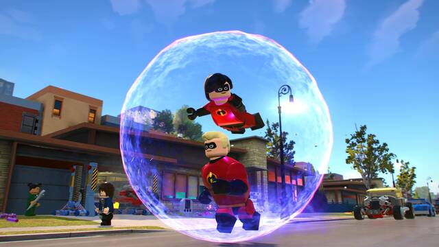 LEGO Los Increíbles presenta un nuevo tráiler cargado de villanos