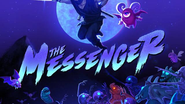 El aclamado The Messenger llegará a PlayStation 4 el 19 de marzo