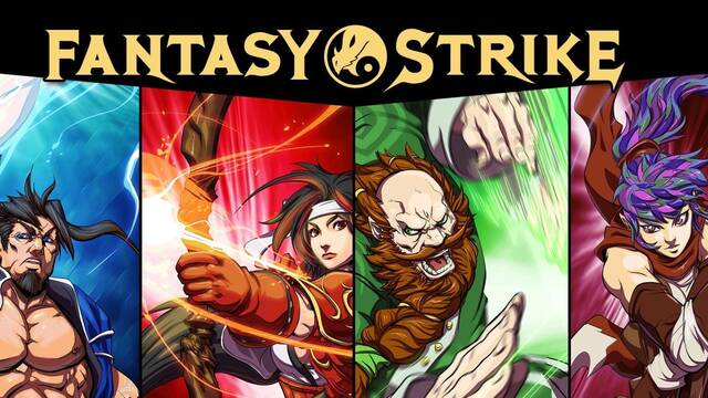 Fantasy Strike Gratis PC PS4 Switch