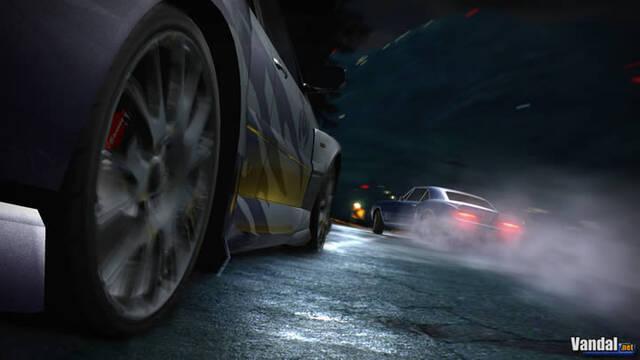 Nuevas imágenes de Need for Speed Carbon