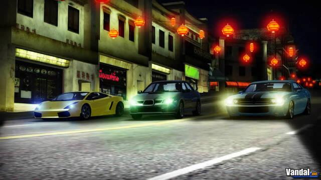 Nuevas imágenes de Need for Speed: Carbon