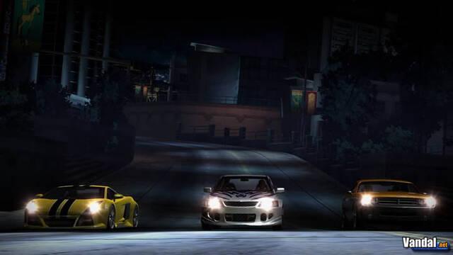 Primeras imágenes de Need for Speed: Carbon
