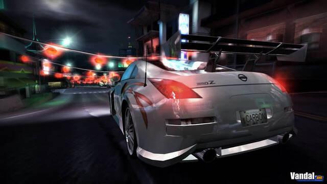 X06: Nuevas imágenes de Need for Speed Carbon