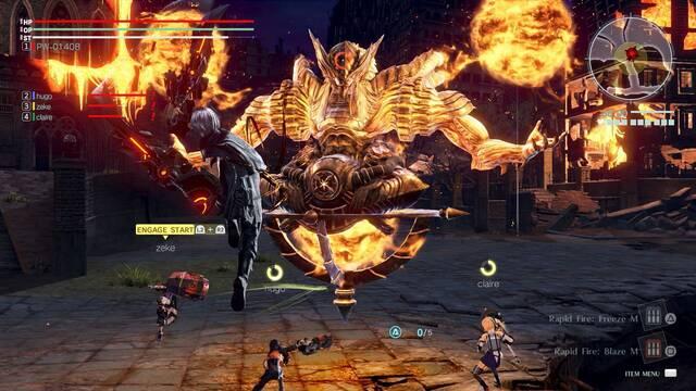 God Eater 3 muestra su vertiente multijugador
