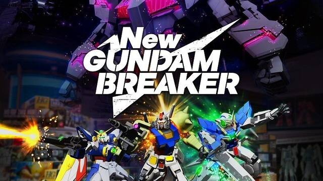 New Gundam Breaker llegará a Occidente el 22 de junio