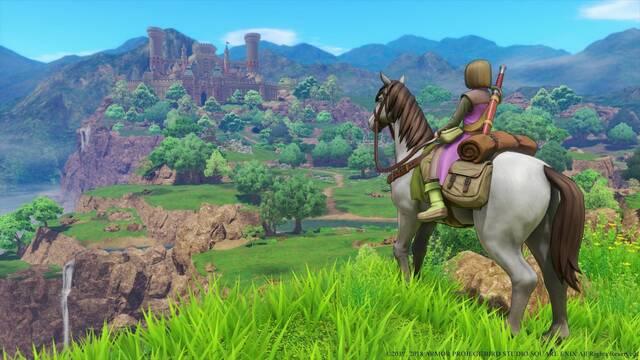 Dragon Quest XI para Switch se basa en la versión de PS4