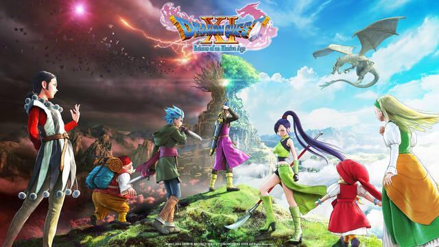 E3 2018: Dragon Quest XI muestra su jugabilidad en vídeo