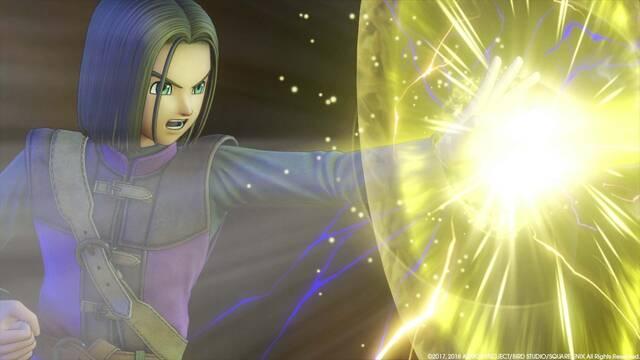Dragon Quest XI se actualiza a la versión 1.01