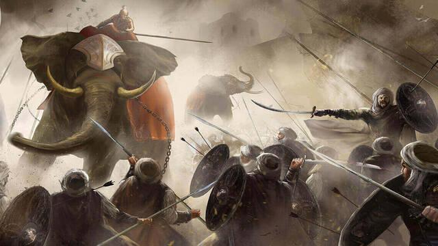 Así es Knights of Light, un RPG de mundo abierto para consolas y PC
