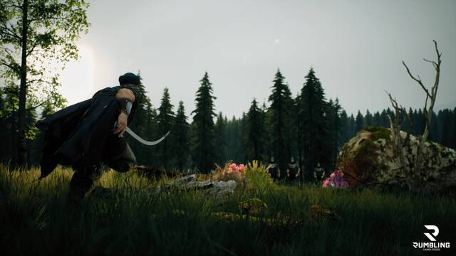 Knights of Light muestra su jugabilidad en vídeo