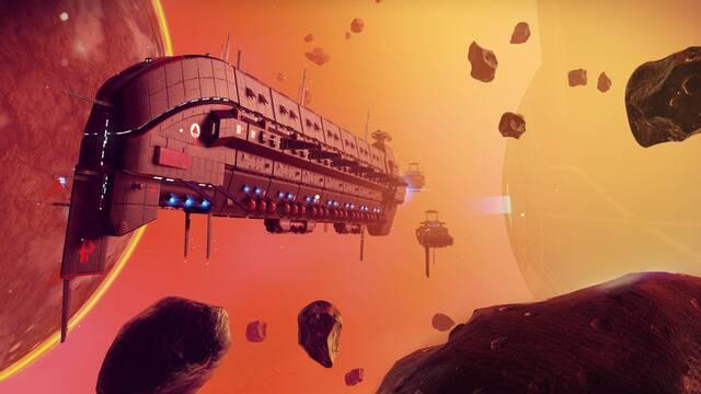 No Man's Sky llega a Xbox One el 24 de julio, junto a la expansión Next