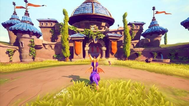 Spyro Reignited Trilogy para Switch aparece listado en Alemania