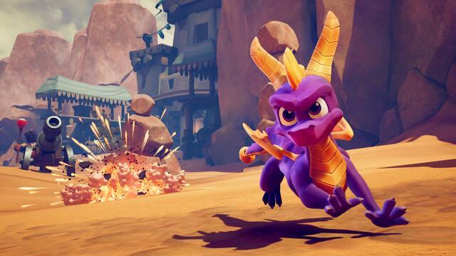 Toys for Bob no descarta Spyro Reignited Trilogy para Nintendo Switch