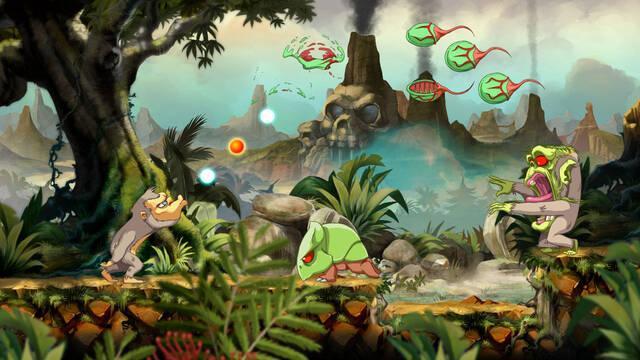 Microids anuncia un remake del clásico arcade Toki para Nintendo Switch