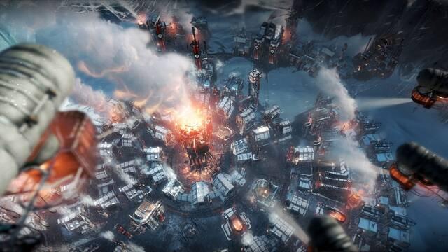 El aclamado juego de estrategia Frostpunk llegará a PS4 y Xbox One este verano