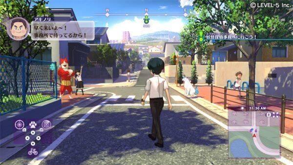 Primera imagen y nuevas ilustraciones de Yo-Kai Watch 4