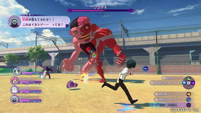 Yo-Kai Watch 4 se hará esperar hasta primavera de 2019 en Japón