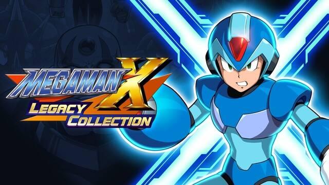 Mega Man X Legacy Collection 1+2 para PS4 es el juego más vendido en Japón