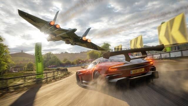 Forza Horizon 4 se actualiza con nuevos contenidos