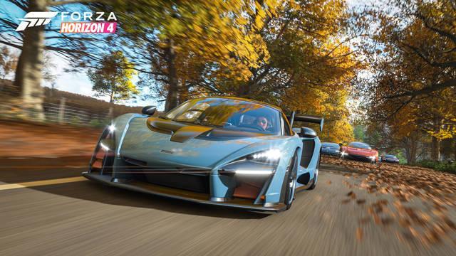 Forza Horizon 5 fecha de lanzamiento xbox series x/s PC