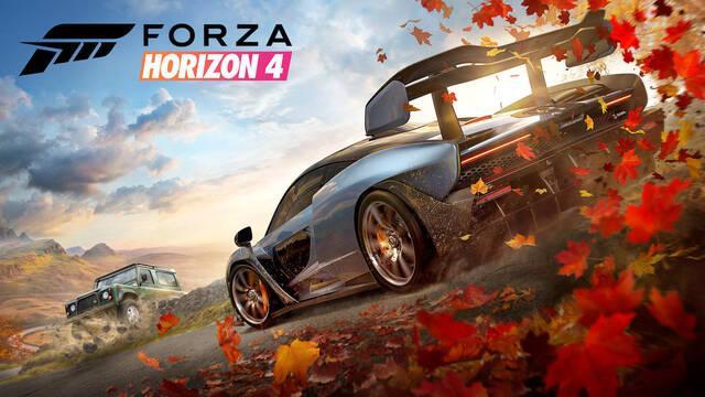 E3 2018: Forza Horizon 4 confirma que no tendrá motocicletas jugables