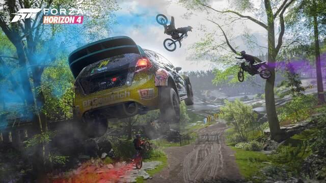 Forza Horizon 4 supera los 7 millones de jugadores