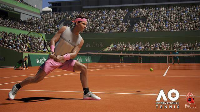 AO International Tennis presenta su Editor de Estadios y Creador de Eventos