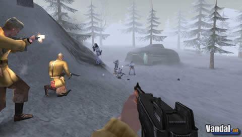 Primeras imágenes de Medal of Honor Heroes para PSP